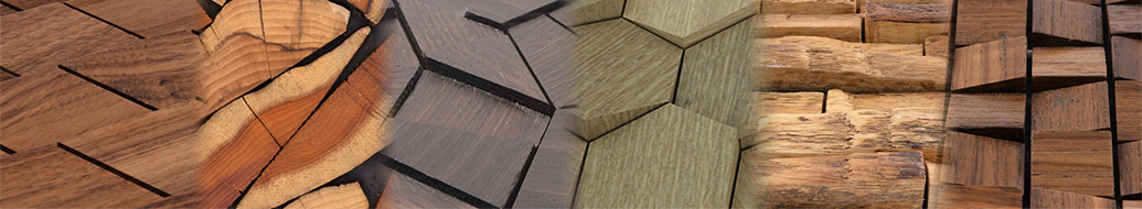 New dimensions in the Gemss Wood Mosaics