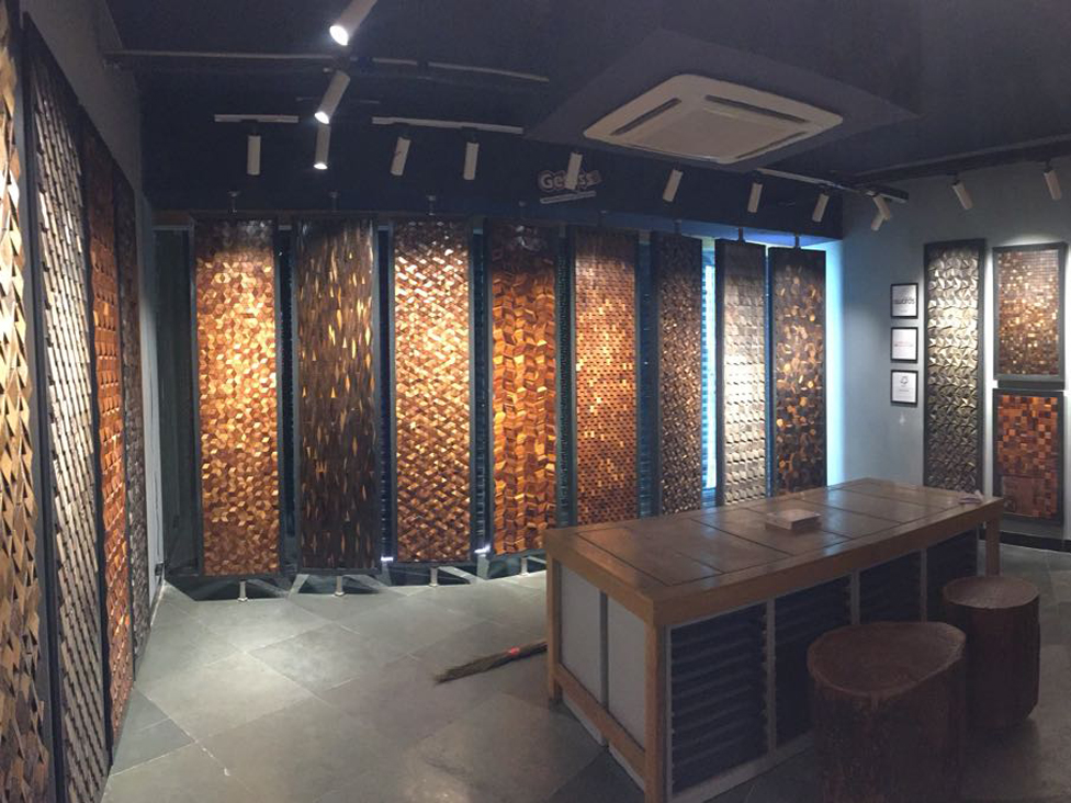 Natural Veneers Showroom