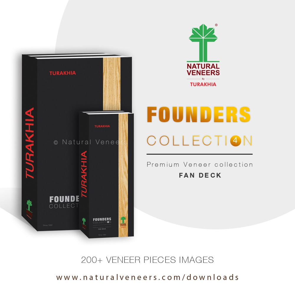 All You Need To Know About Founders Collection of Natural Veneers By Turakhia…